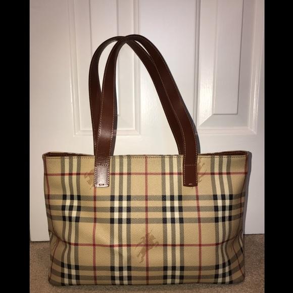 7e7ea8fc330 Burberry Bags | Vintage Tote | Poshmark